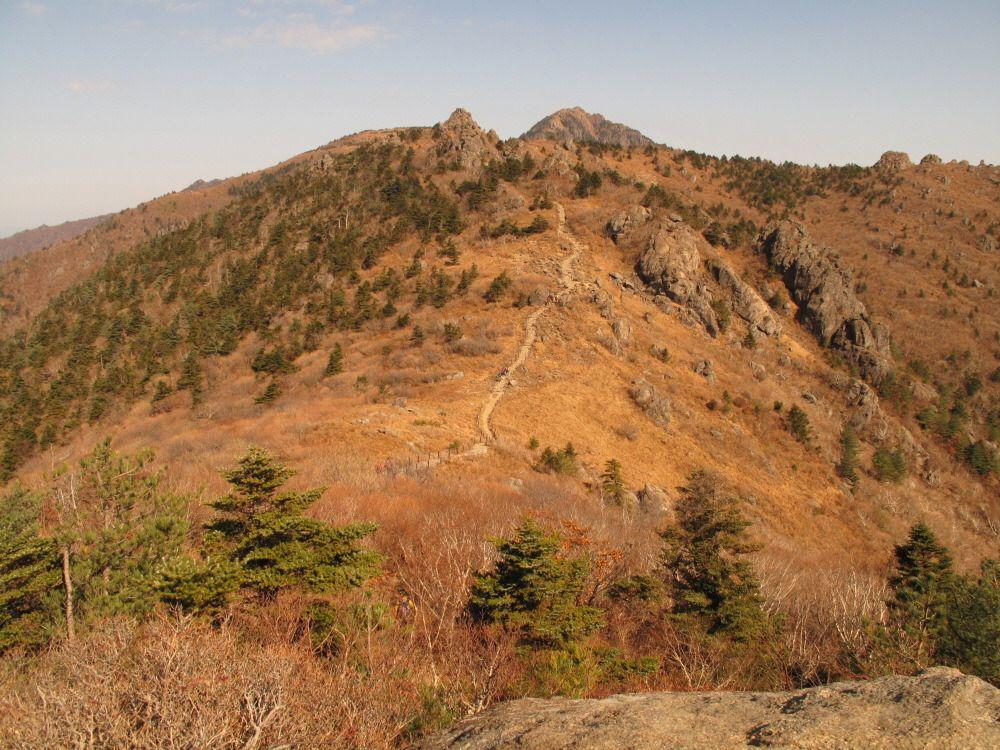 gambar lain gunung jirisan yang cantik ni boleh klik disini