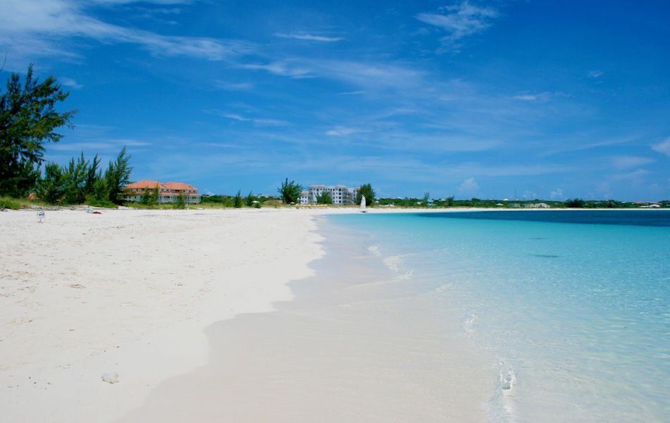 grace bay providenciales turks and caicos