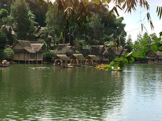 kampung sampireun garut picture of kampung sampireun