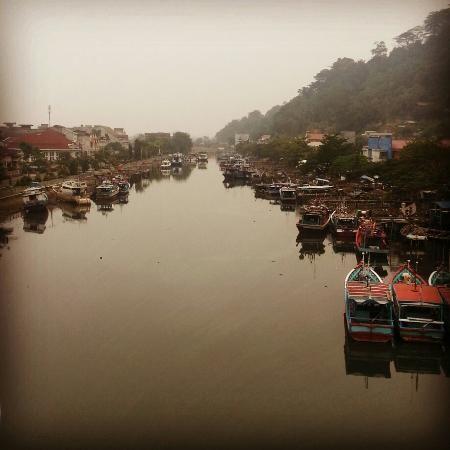 foto pelabuhan muaro