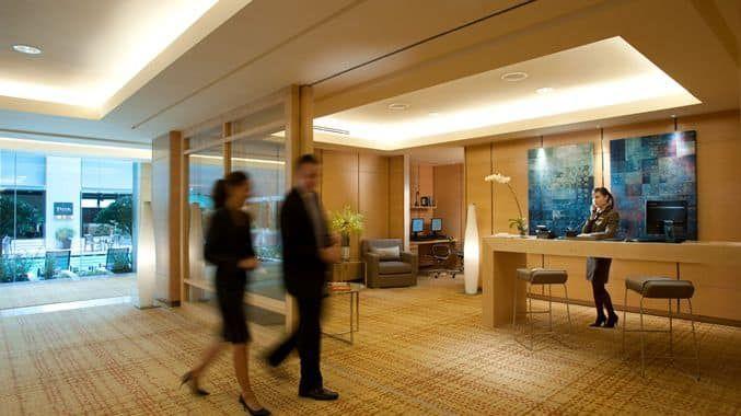 doubletree by hilton kuala lumpur hotel malaysia my business center