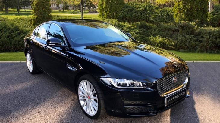 jaguar xe 2018 london united kingdom