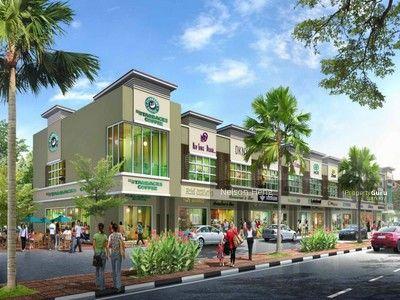 Panorama Rawang Berguna Shop for Sale Floor area Between 1500 2000 Sqft In Kota Kemuning