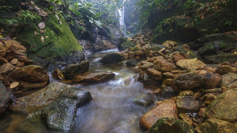 sungai kanching rawang selangor malaysia