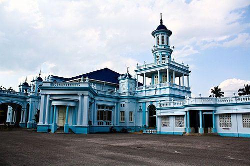 masjid jamek sultan ibrahim muar