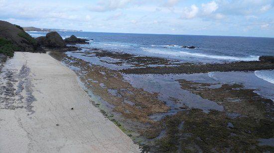 Pemandangan Di Tepi Pantai Baik Pemandangan Dari Puncak Bukit Di Tepi Pantai Picture Of Seger