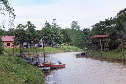 sungai pulai pemandangan sungai pulai di kampung pulai gelang patah selamat ulang tahun ke 10 iskandar malaysia