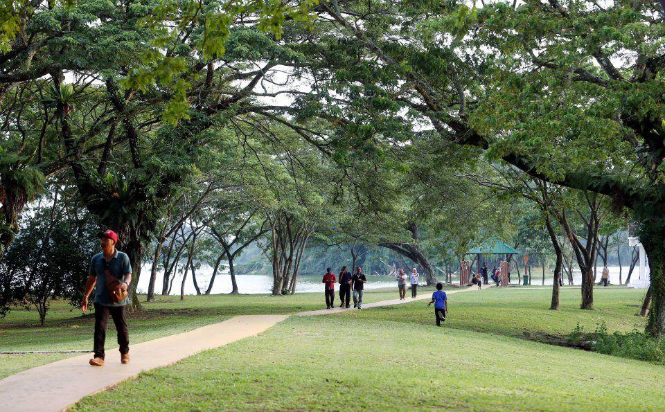 taman alam kinta diisytihar taman negeri ke 3 perak wilayah berita harian