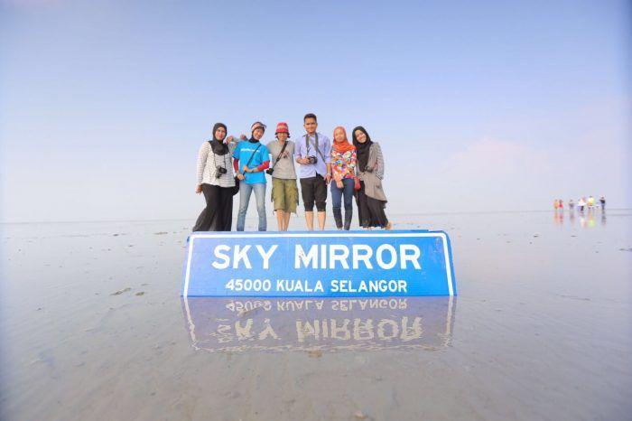 donna imelda rentak selangor sky mirror
