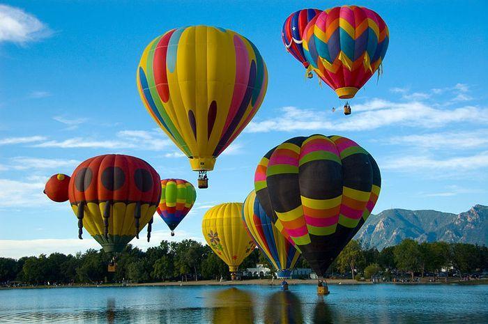 wisata balon udara