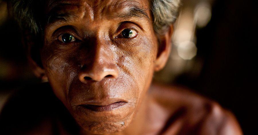 rakan sertai outing fotografi sempat rakam orang asli suku semai di raub pahang