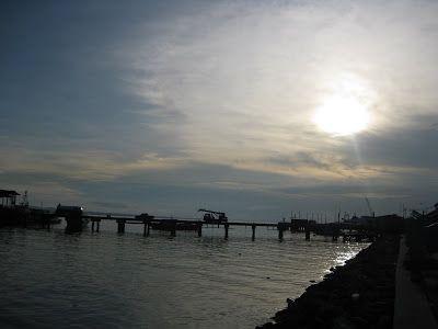 cantik tak pemandangan ini sememangnya saya tidak akan lupakan hanya di tawau lokasi persinggahan bot bot untuk ke pulau pulau berhampiran