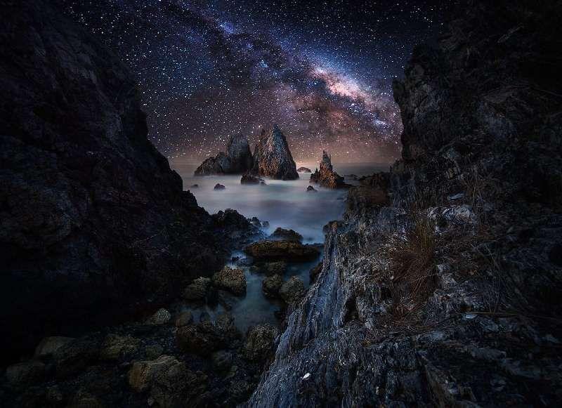 Pemandangan Langit Penting Inilah Pemandangan Langit Berbintang Dari Seluruh Dunia Yang Bikin