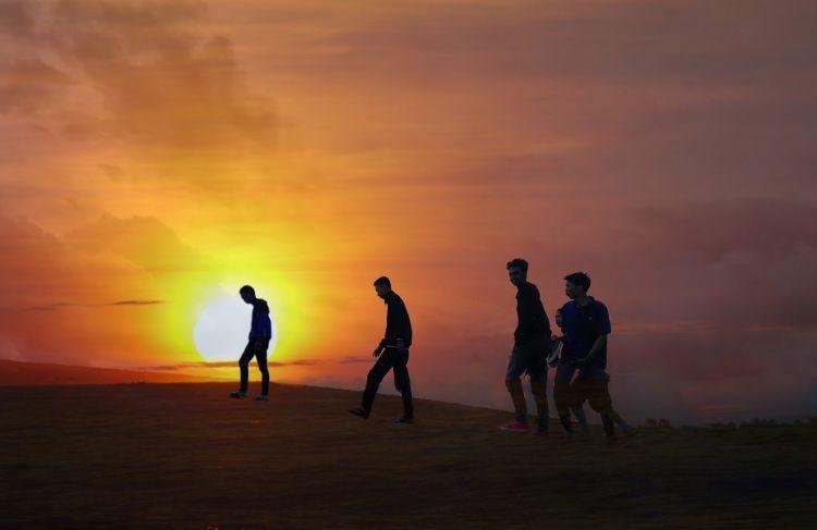 Pemandangan Pada Waktu Senja Di Laut Penting 10 Tempat Untuk Melihat Sunset Paling Epic Di Jogja